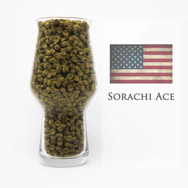 Sorachi Ace Hopfen
