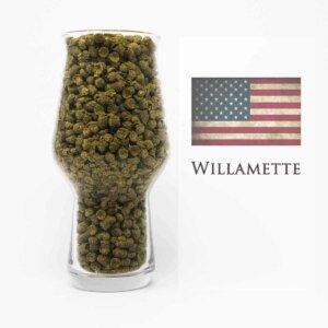 Willamette Hopfen