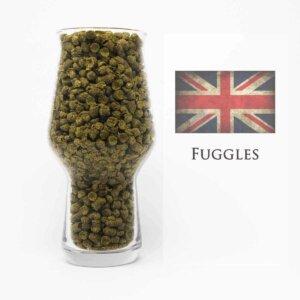Fuggles Hopfen