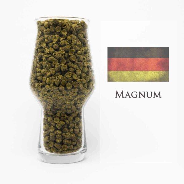 Magnum Hopfen