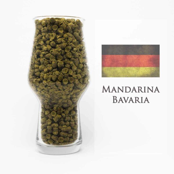 Mandarina Bavaria Hopfen