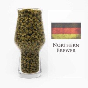 Northern Brewer Hopfen
