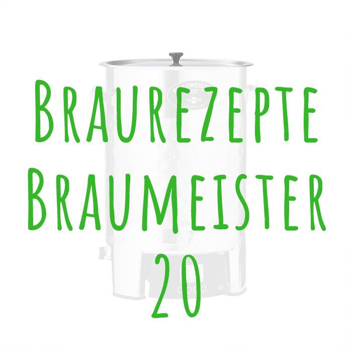 Thumbnail Braurezept Braumeister 20