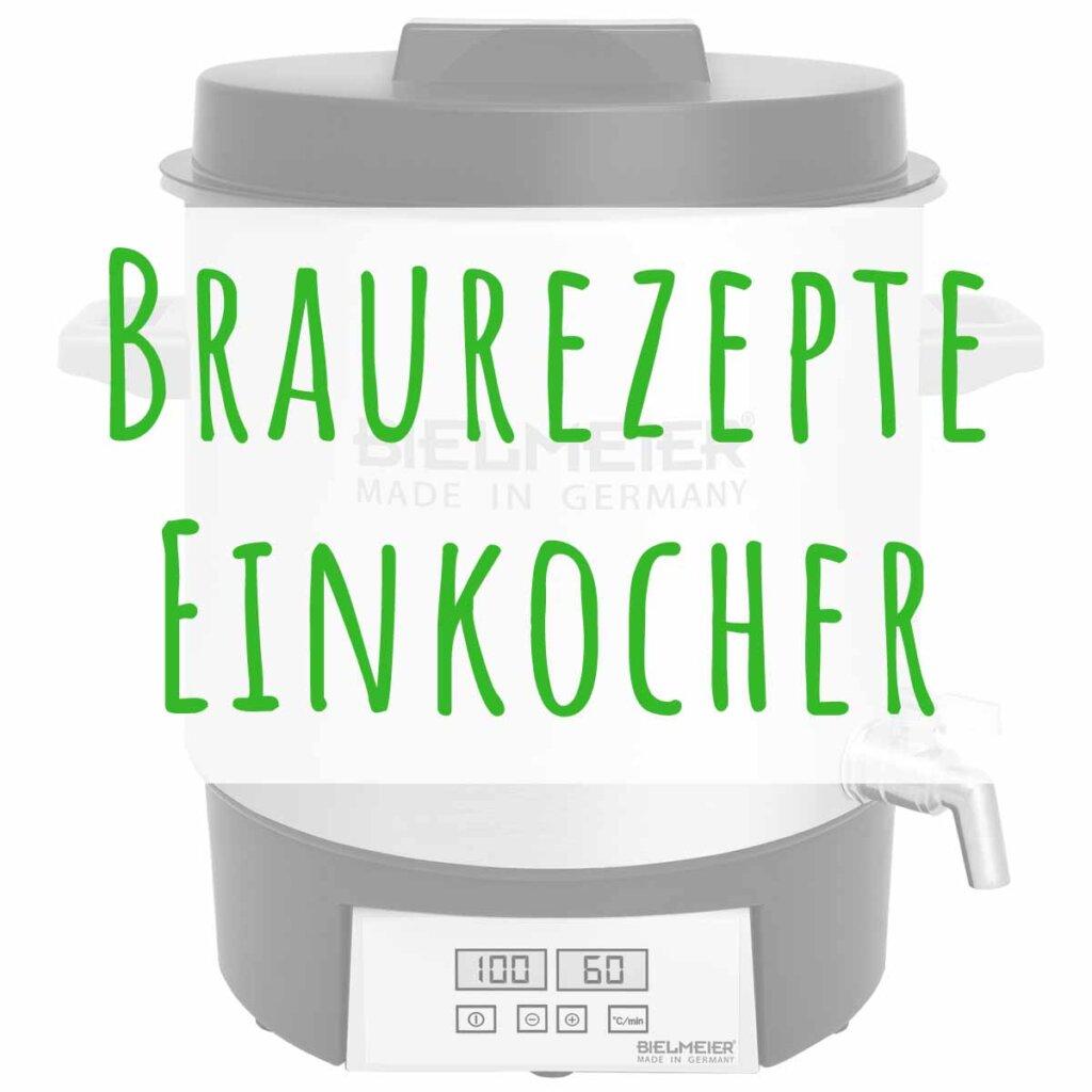 Thumbnail Braurezept Einkocher