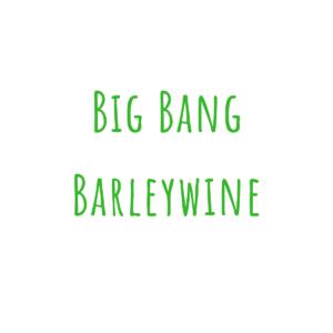 Bierrezept Barleywine