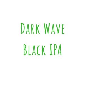 Bierrezept Black IPA