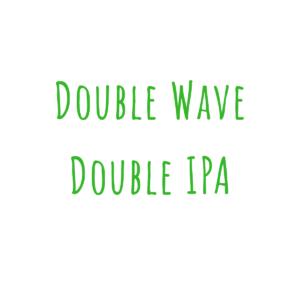 Double Wave Double IPA