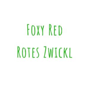 Bierrezept Foxy Red Rotes Zwickl