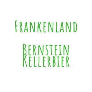 Bierrezept Frankenland Bernstein Kellerbier
