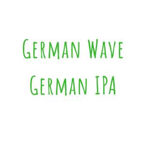 Bierrezept German IPA