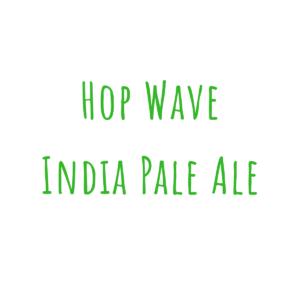 Bierrezept Hop Wave India Pale Ale