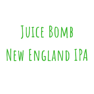 Bierrezept Juice Bomb New England IPA