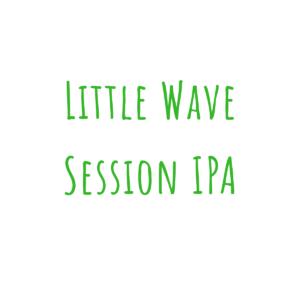 Bierrezept Little Wave Session IPA