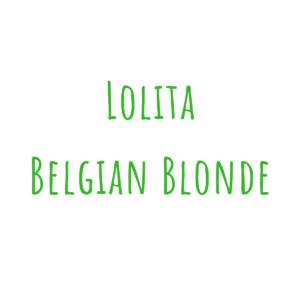 Bierrezept Lolita Belgian Blonde