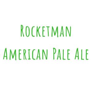 Bierrezept Rocketman American Pale Ale