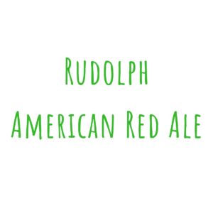 Rudolph American Red Ale