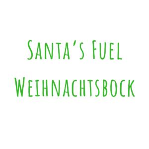 Bierrezept Santas Fuel Weihnachtsbock