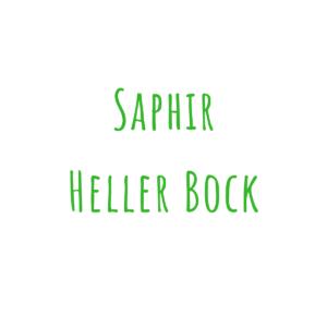 Bierrezept Heller Bock