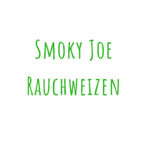 Bierrezept Smoky Joe Rauchweizen