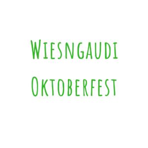 Bierrezept Wiesngaudi Oktoberfest