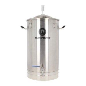 Edelstahl Gärbehälter 35L