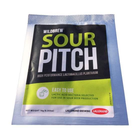 Lallemand WildBrew™ Sour Pitch Bakterien