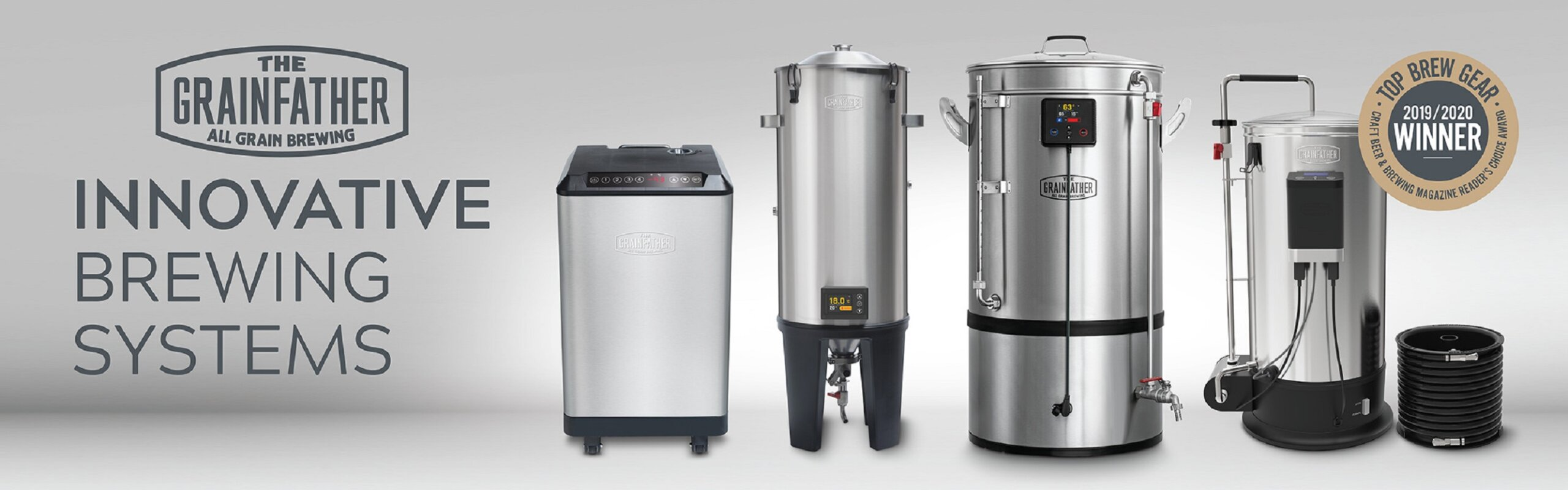 Grainfather Family