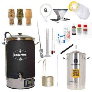 Brew Monk Set