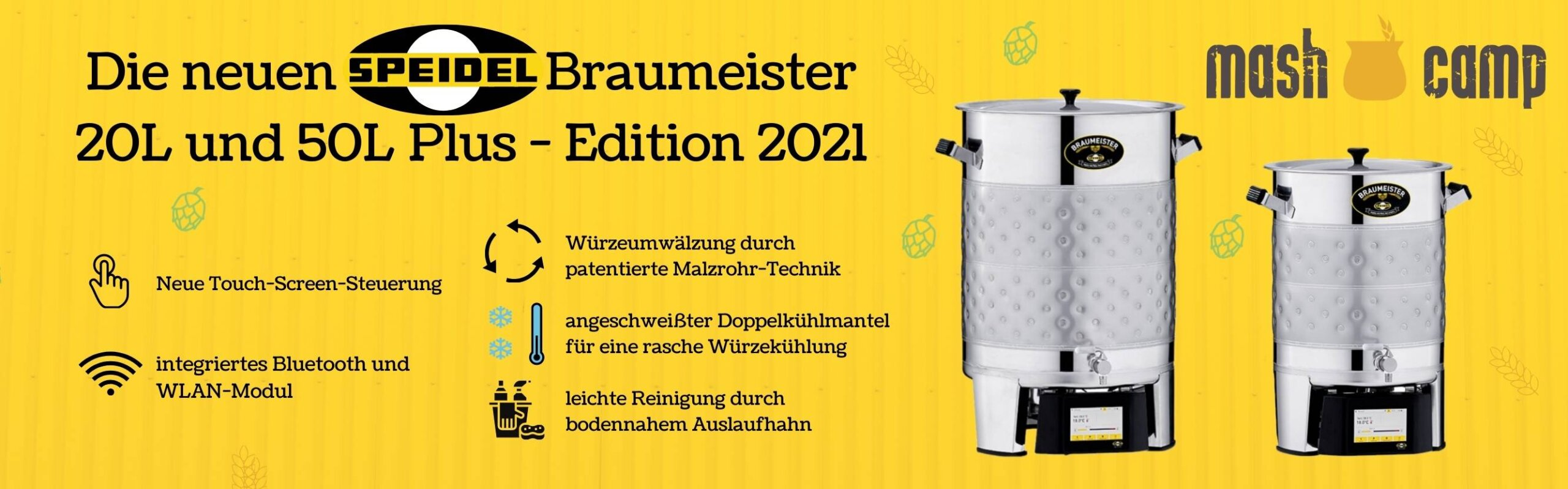 Speidel Braumeister Edition 2021