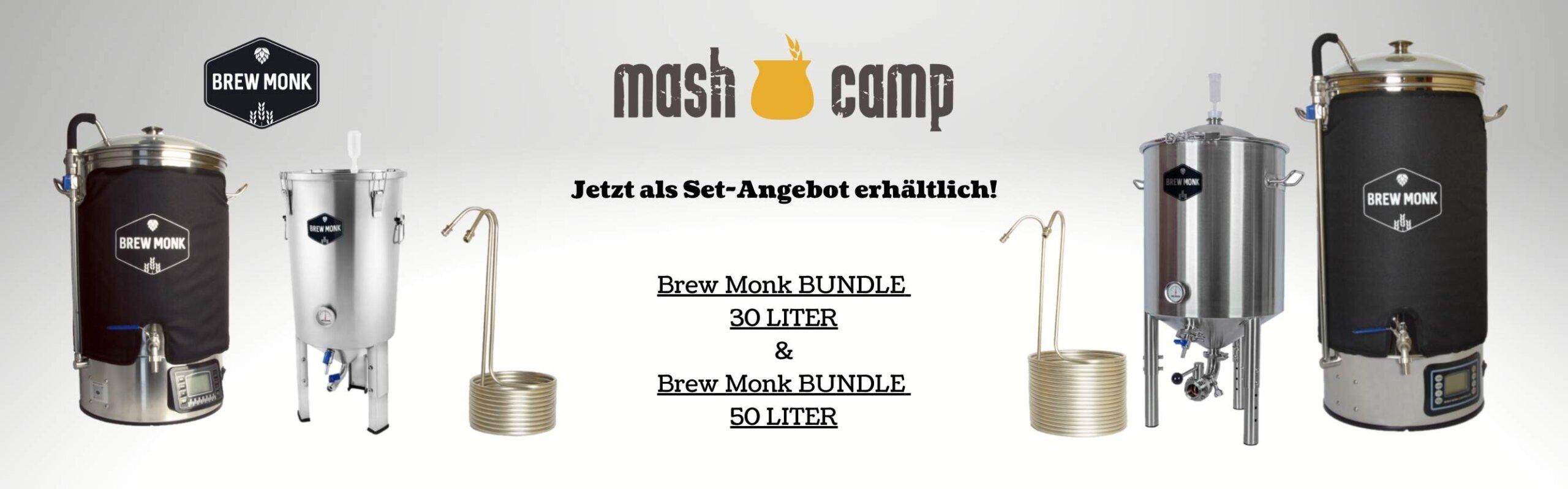 Brew Monk Bundle